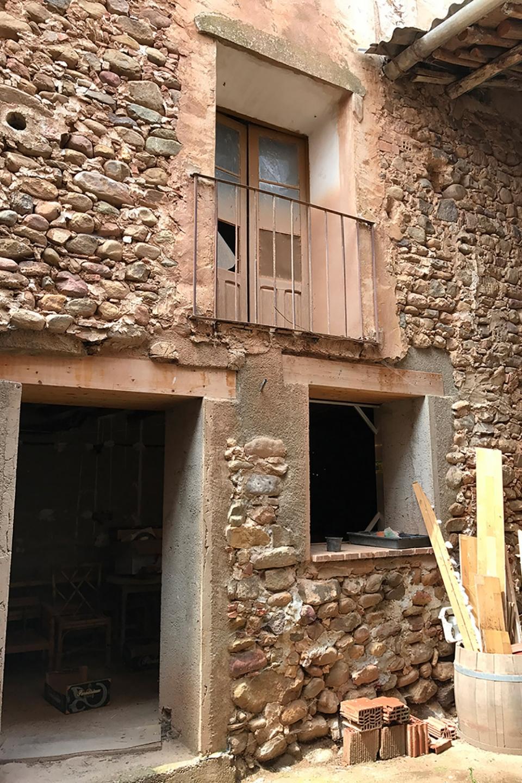 A11 Restauración de casa